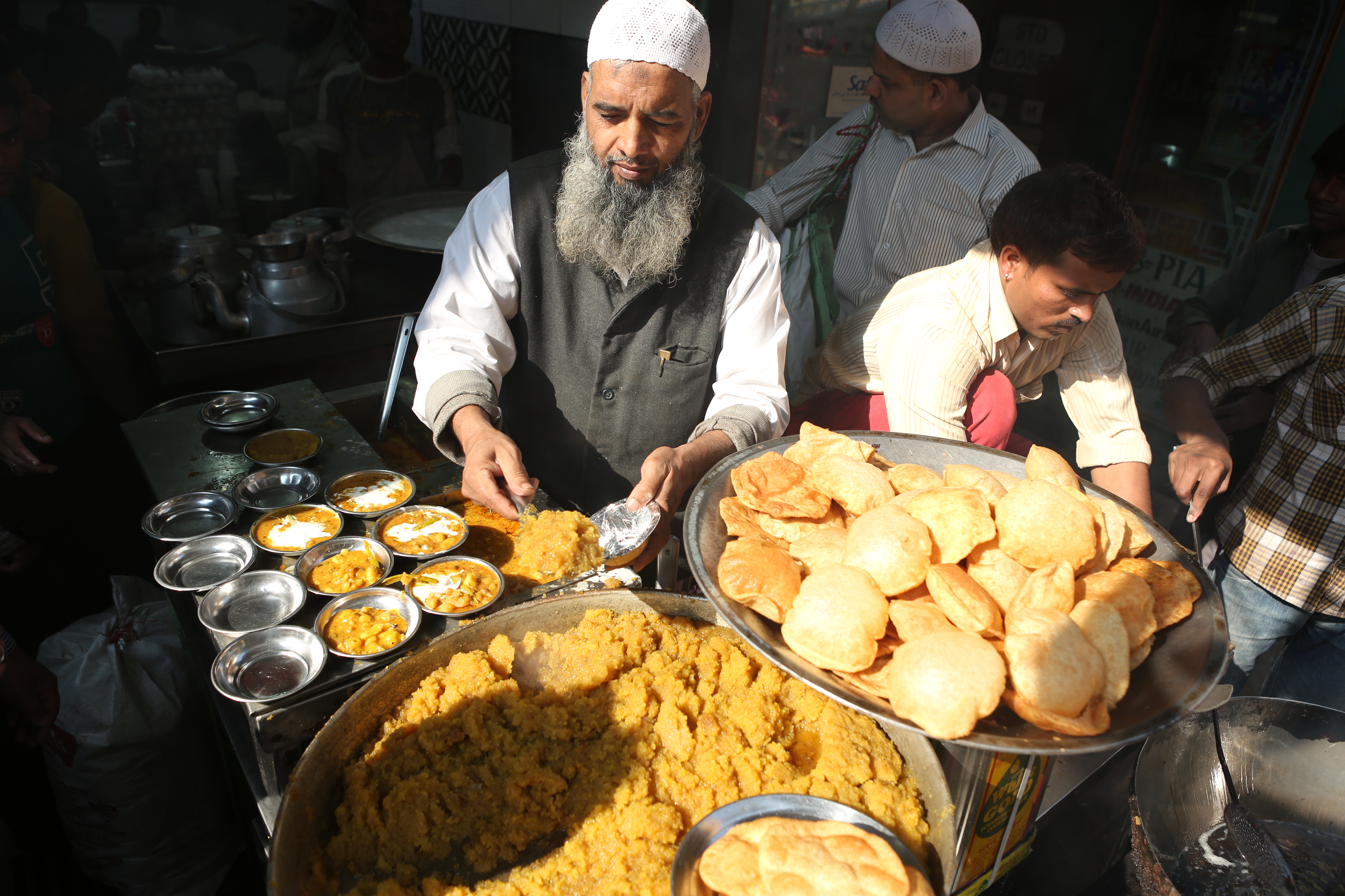 Indian Street Food Photography